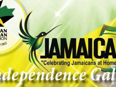 Jamaican Canadian Association Gala - Jamaica independence day