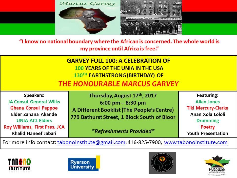 GarveyFull100 Flyer