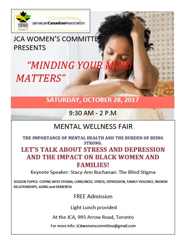 mental wellness fair